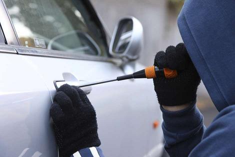 Consejos contra el robo del auto