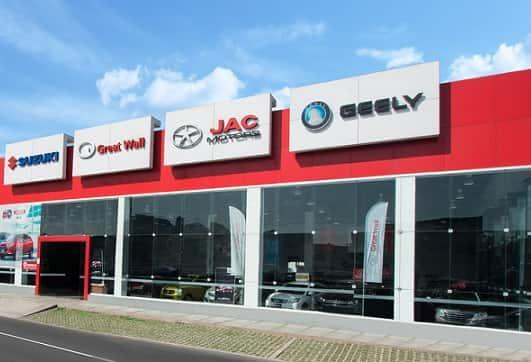 Comprar un Auto Chino En Derco Center
