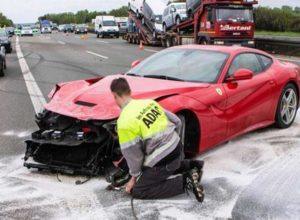 ¿Qué hacer cuando ocurre un accidente?