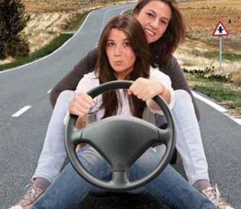¡Por fin llegó la hora de manejar tu auto! ¡Toma nota!