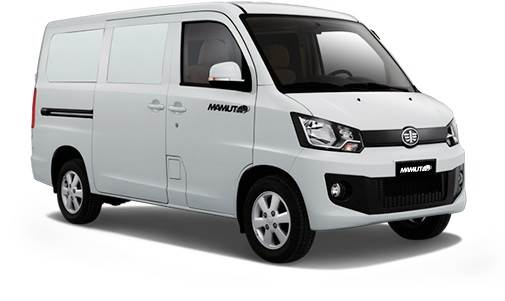 FAW Mamut V80 Cargovan