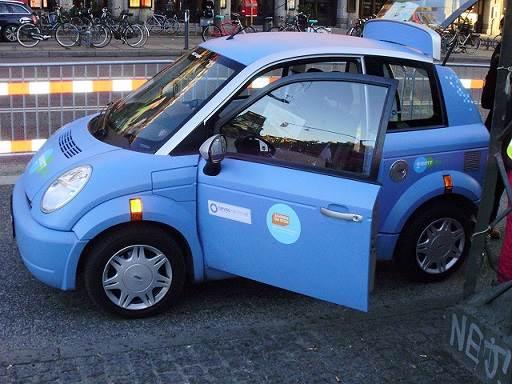 Autos eléctricos o híbridos