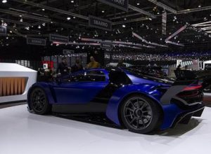 Autos chinos de lujo