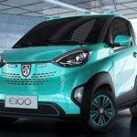Autos chinos eléctricos