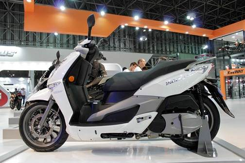 Motocicletas Chinas