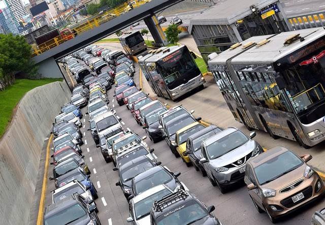 ¿Qué puedes hacer mientras estás en el tráfico?