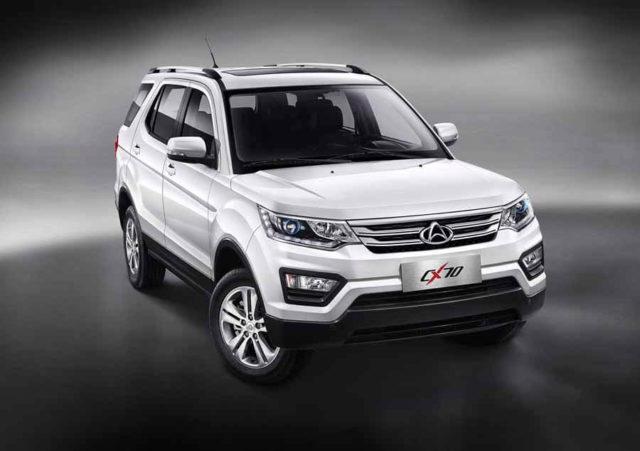 Mejores Camionetas Chinas