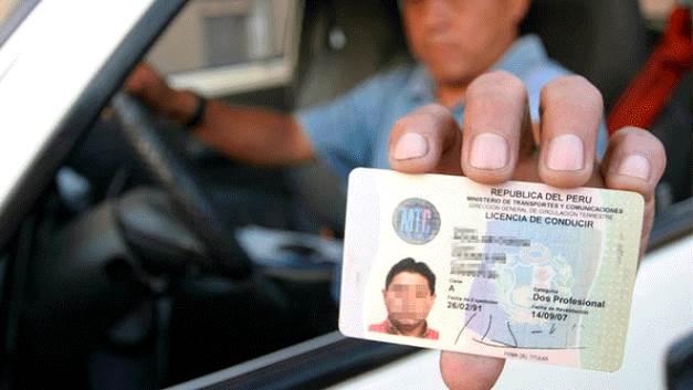 Pasos para sacar el brevete en Perú