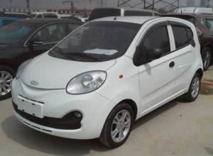 Autos chinos más baratos del mercado