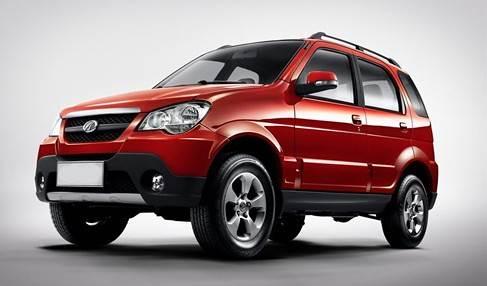 Autos chinos en Ecuador