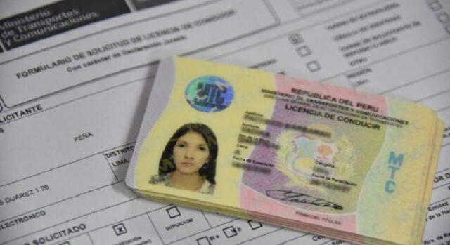 Solicitar la licencia de conducir en Perú para los extranjeros