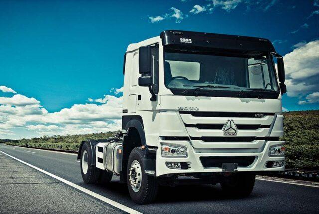 Camiones Sinotruk