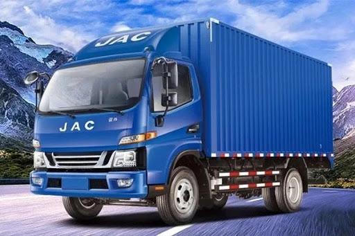 Mejores camiones JAC